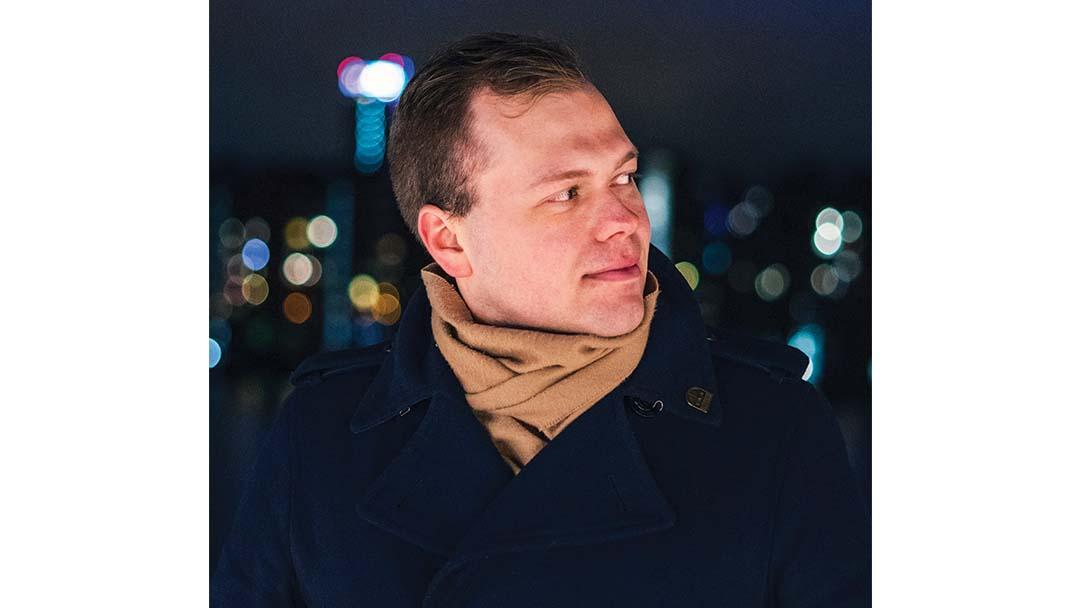 SAMK Oy:n hallituksen opiskelijaedustajaksi valittu Markus Helminen