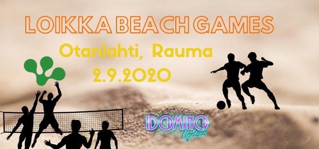 Loikka Beach Games