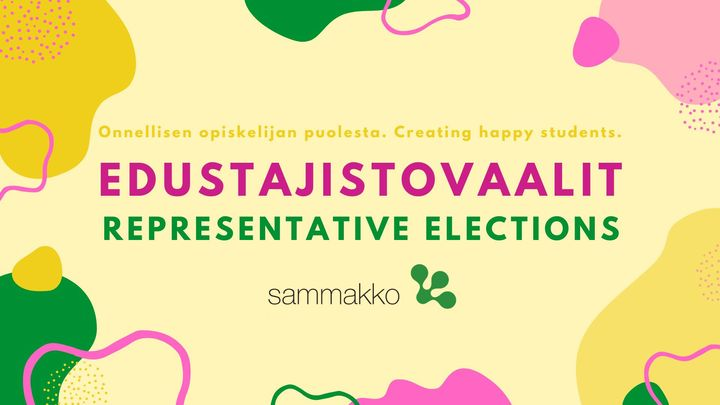 Edustajistovaalit 2020 / Representative elections 2020