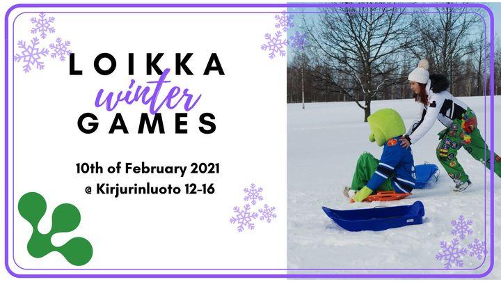 LOIKKA Winter Games